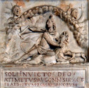 Mithras and the Unconquered Sun