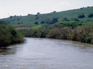 The Jordan River today