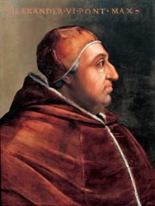 Pope Alexander (Borgia) VI