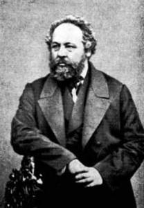 Mikhail Bakunin (1814-76)