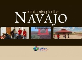 Navaho Gospel Crusade advertisement