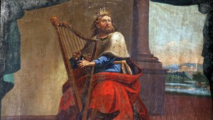 King David (via Shutterstock)