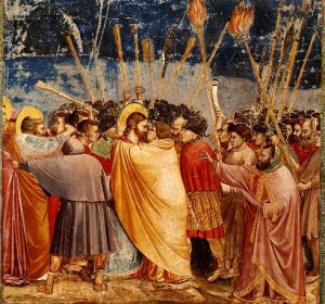 The Arrest of Jesusby Giotto (1266–1337 CE)