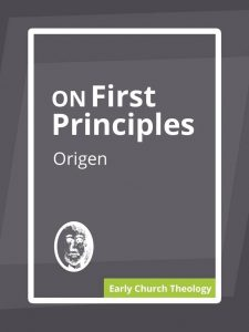 Certainly one of the most learned of the Church Fathers, Origen was a text critic, linguist, and superb theologian. His views, unfortunately, were far ahead of the Church.